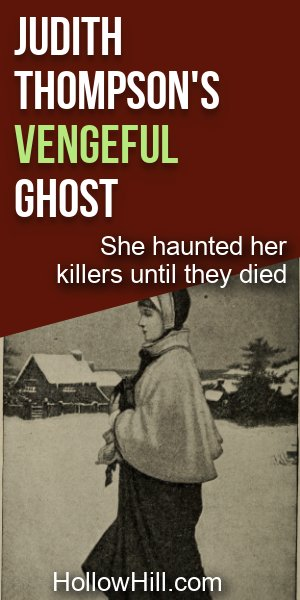 Judith Thompson Tyng - the ghost who killed her killers