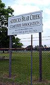 Addicks Bear Creek Cemetery, Houston, TX
