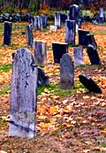 Andover cemetery, NH