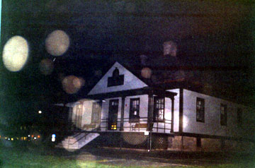 Fort Worden ghost photo