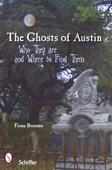 Ghosts of Austin, Texas - book