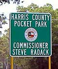 Harris County Pocket Park, Houston, TX