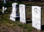 Bailey Cemetery - daytime