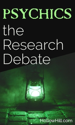 Psychics - the Research Debate