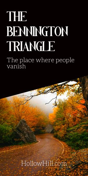 Bennington Triangle - People vanish