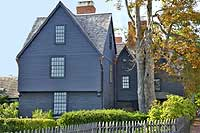 Salem's House of Seven Gables and the Haunted Judges Line