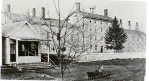 Original NH State Prison - 1860 photo