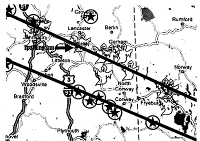 NH ley lines map