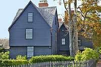 Seven Gables House- Salem, MA