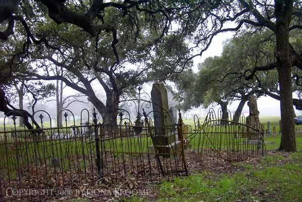 Columbus City Cemetery, TX