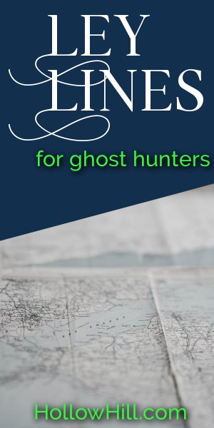 Ley lines for ghost hunters - the upcoming book