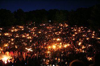 Walpurgisnacht in Heidelberg