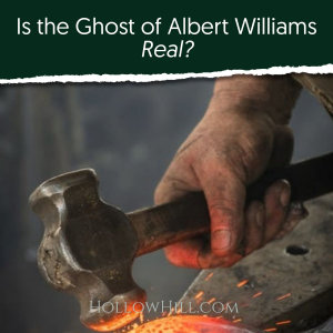 Is the Ghost of Albert Williams Real? Slaughter House, Liverpool