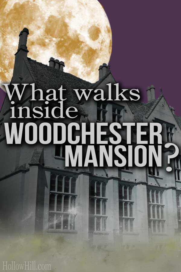 Ghosts inside Woodchester Mansion