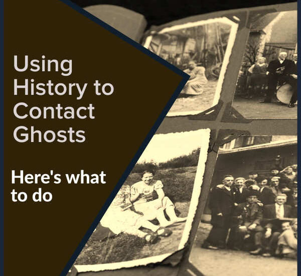 Find ghosts with history