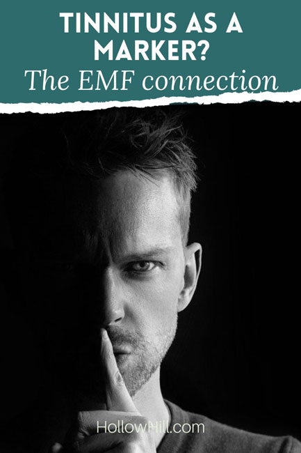 Tinnitus, EMF, and Ghosts